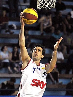 basquete nbb figueroa pinheiros uberlândia (Foto: João Pires / Pinheiros SKY)