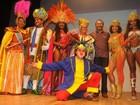 Eleita em São Luís Corte Momesca para o Carnaval 2017