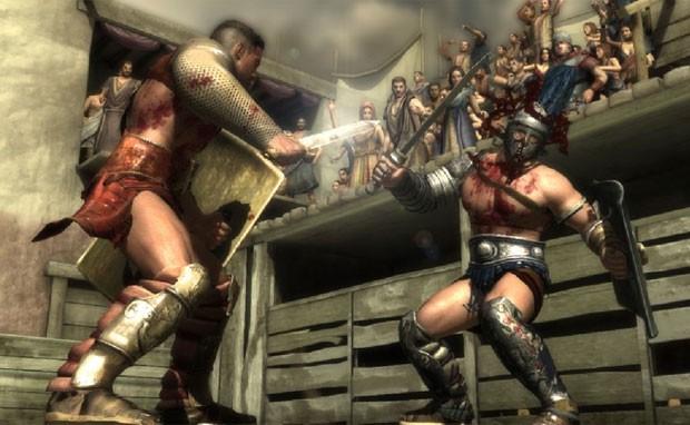 'Spartacus' terá game de luta desenvolvido pela Ubisoft Tignzm44