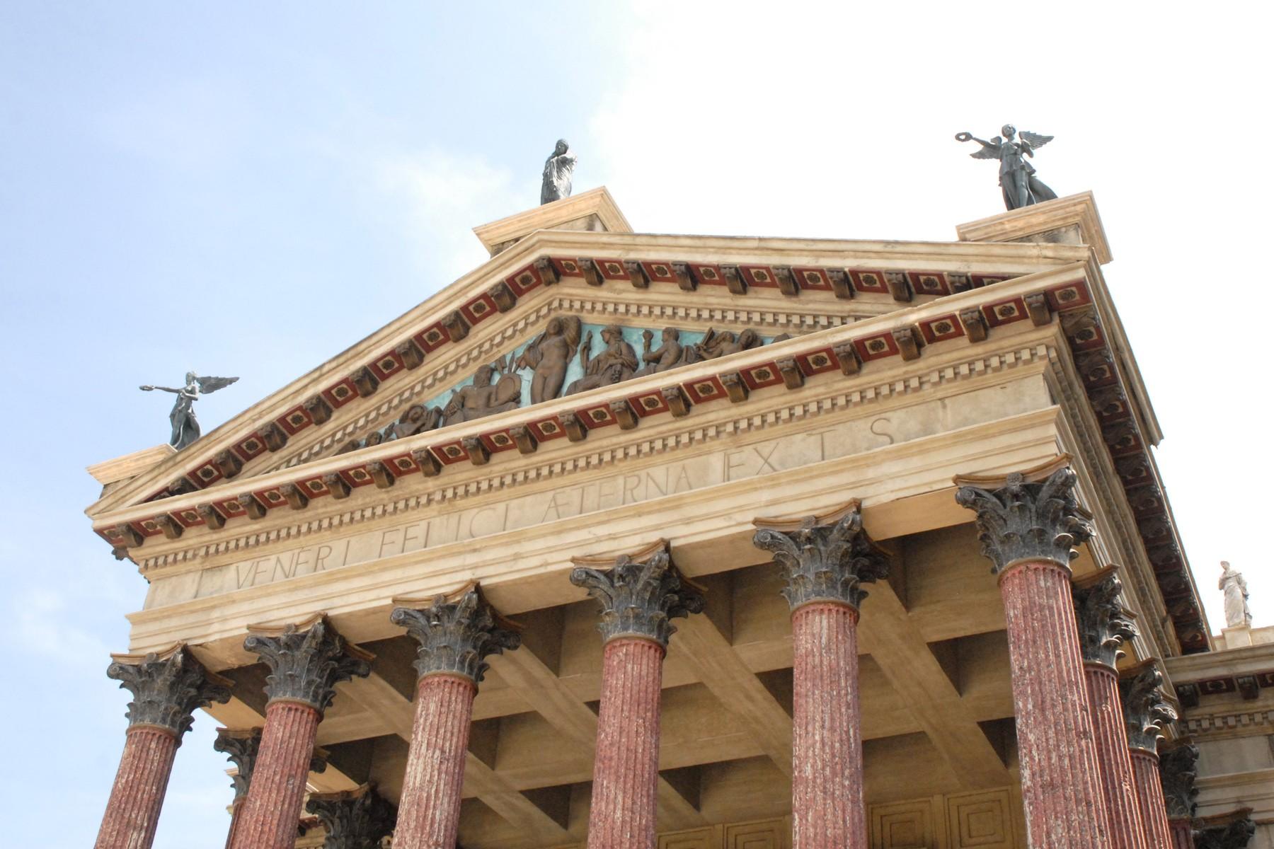 a culpa é dos romanos (Foto: wikimedia commons)