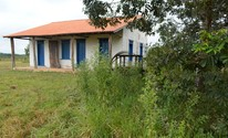 Museu Marechal Rondon está fechado (Eliete Marques/G1)