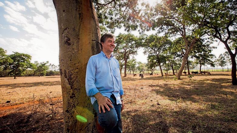 Abilio Pacheco, agropecuarista (Foto: Marcelo Min/Ed.Globo)