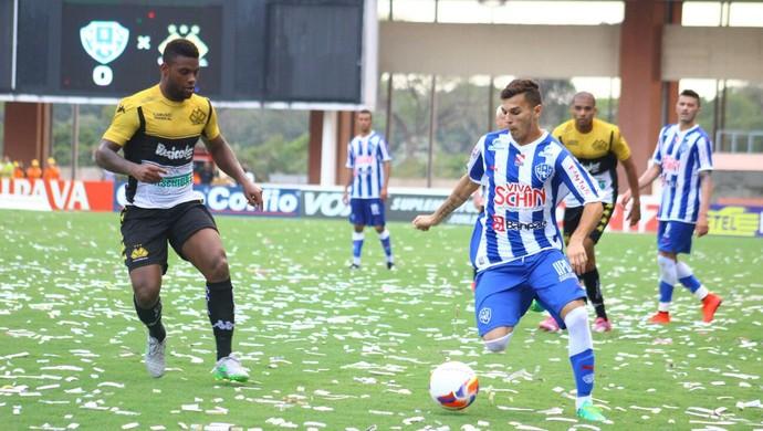 Resultado de imagem para Paysandu x Criciúma
