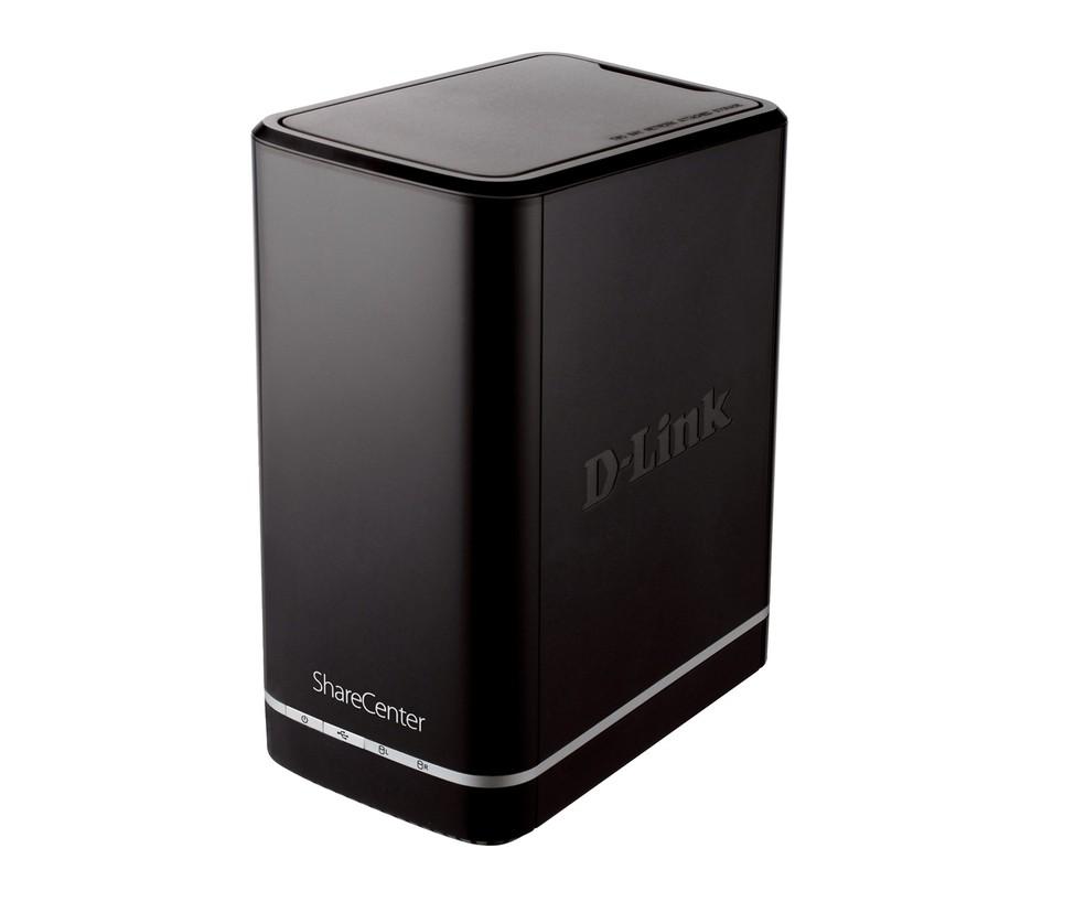D-Link Storage DNS-320L (Foto: Divulgação/D-Link)