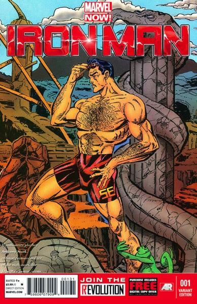 Homem de Ferro (Foto: Reprodução)