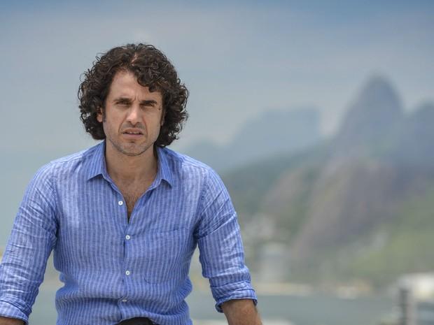 Eriberto Leo participa de um episdio da srie As canalhas (Foto: Pprica Fotografia)