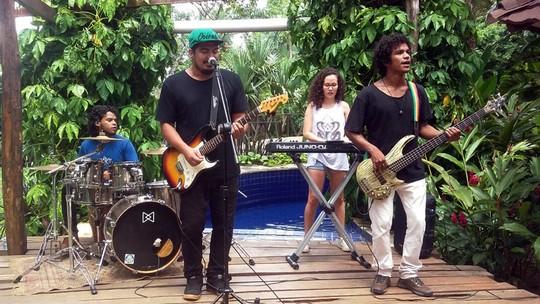 Banda Merohomem conquista piauienses com músicas autorais