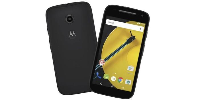 Moto E tem melhor custo-benefício que LG G2 Lite e versões 3G e 4G (Foto: Divulgação/Motorola)