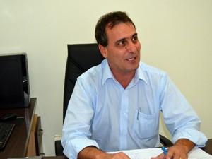 Prefeito de São Pedro (SP) Hélio Donizete Zanatta (Foto: Fernanda Zanetti/G1)