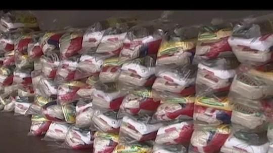 Futebol Solidário arrecada 15 toneladas de alimentos em Ituiutaba