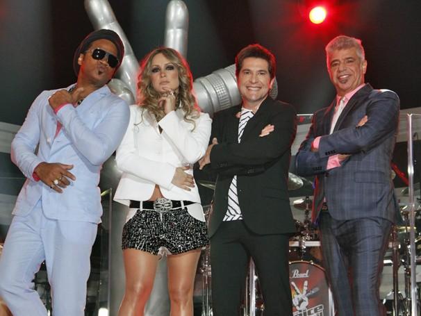 the voice (Foto: Rede Globo/ Nathalia Fernandes)