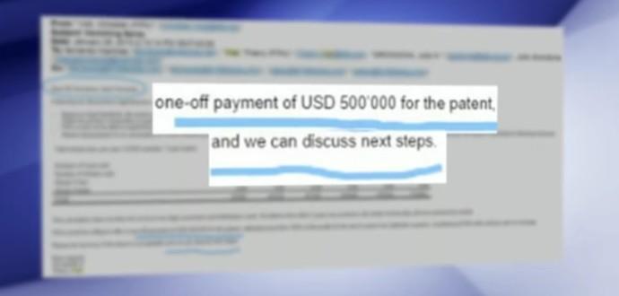 Após oferta de 40 milhões, valor oferecido foi de banana, diz Heine (Foto: Reprodução SporTV)