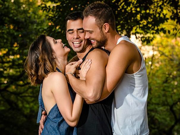 Amor, incertezas e muitos desejos fazem parte do universo desses jovens  (Foto: Divulgação)