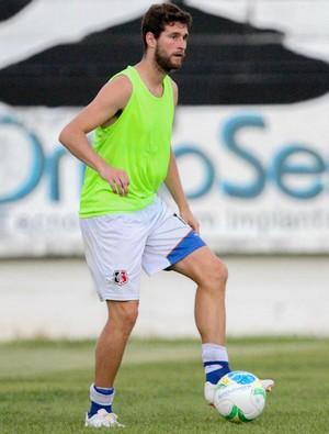 Danny Morais Santa Cruz (Foto: Aldo Carneiro / Pernambuco Press)