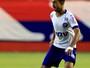 """À vontade perto do gol, Thiago avalia duelo com América-MG: """"Jogo difícil"""""""