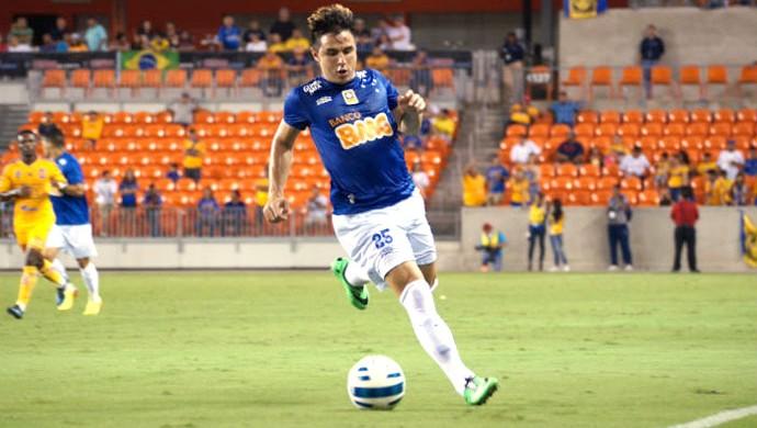Willian Cruzeiro e Houston Dinamo estados unidos (Foto: Divulgação / Cruzeiro)