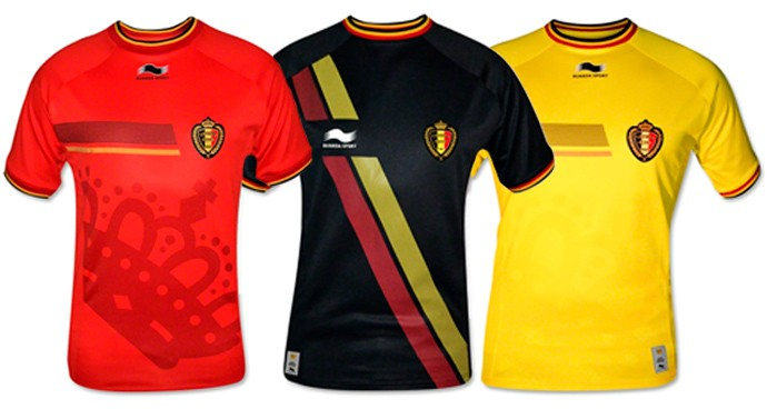 belgica camisa copa