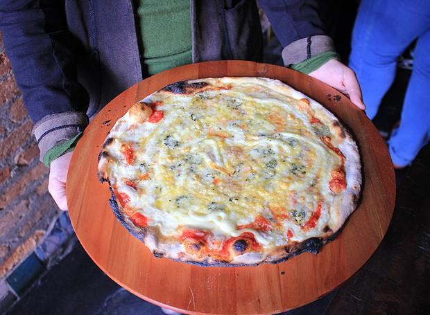 Pizza (Foto:   Maria Mello/Editora Globo)