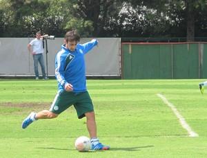 FUTEBOL Treino Vasco (Foto: Gustavo Rotstein)