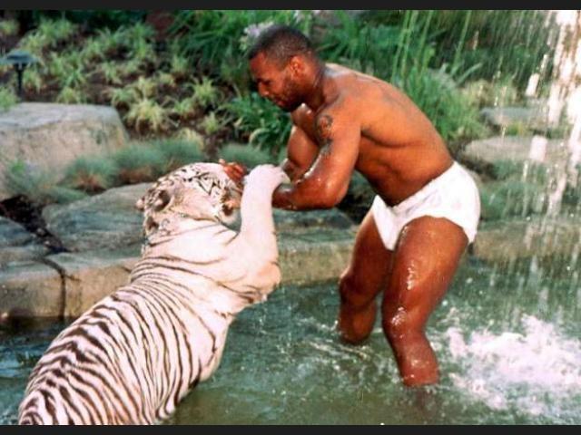 Mike Tyson (Foto: Reprodução)