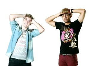 Cacio e Marcos (Foto: Mauricio Falchetti/Divulgação)