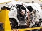 Acidente entre micro-ônibus e caminhão deixa 12 mortos na França