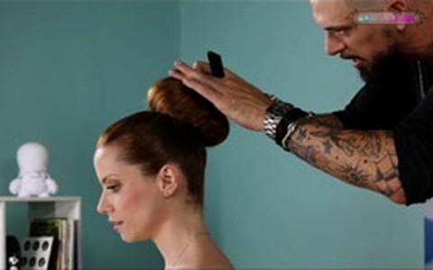 Penteado de noiva: aprenda a fazer um coque volumoso