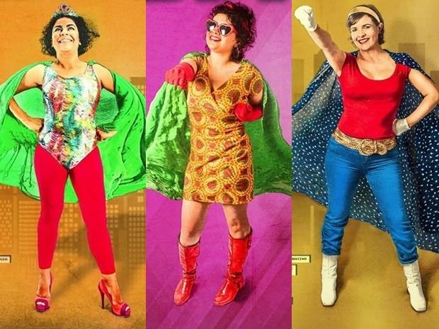 Exposição em Mogi tem fotos alegres e retratam mulheres que lutam contra ou venceram o câncer como heroínas (Foto: Mayne Ribeiro/Arquivo Pessoal)