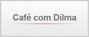 Café com Dilma (Foto: Editoria de Arte/G1)