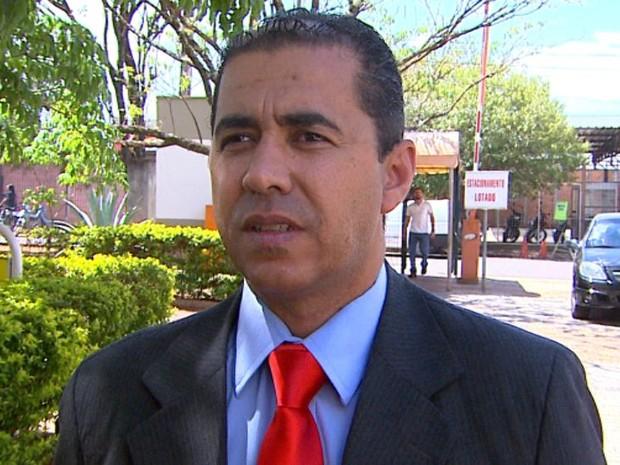 Antônio Carlos de Oliveira, advogado de Guilherme Longo (Foto: Reprodução/EPTV)