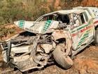 Policial civil do DF morre após capotagem em veículo da corporação