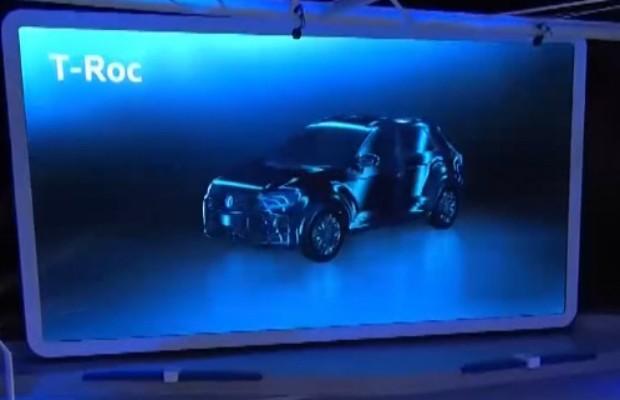 Volkswagen confirma lançamento do T-Roc em 2017 (Foto: Reprodução)