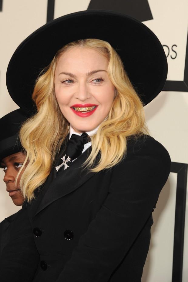 [Grammy] Madonna  (Foto: Getty Images/Agência)
