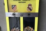 """Consciência social: Madri respira final, e """"cinzeiro torcedor"""" é atração à parte"""