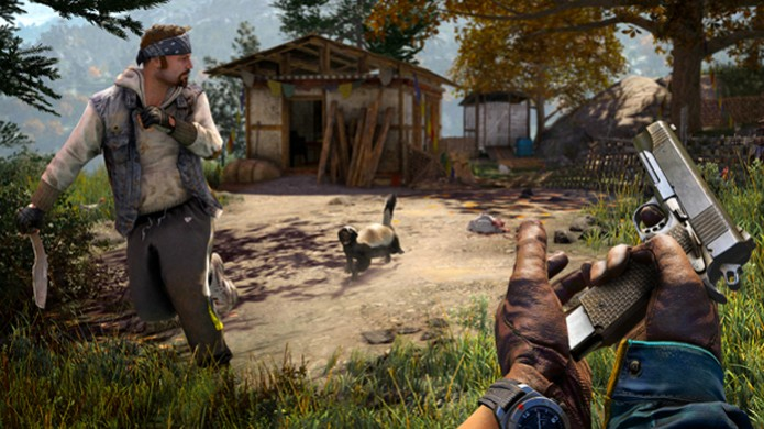 Far Cry 4 trará modo cooperativo com maior liberdade (Foto: Segment Next) (Foto: Far Cry 4 trará modo cooperativo com maior liberdade (Foto: Segment Next))