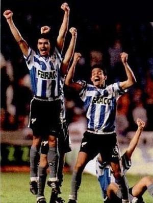 Botafogo campeão Tereza Herrera 1996