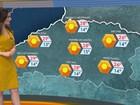 Final de semana deve ser de tempo firme com temperaturas altas no RS