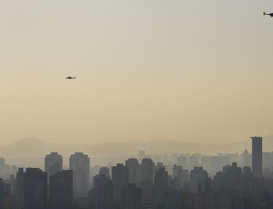 São Paulo. A cidade latina com maior número de milionários (Foto: Getty Images)