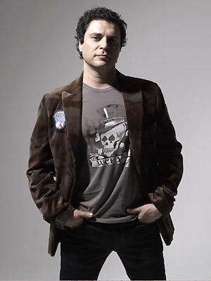 O cantor e compositor Roberto Frejat (Foto: Divulgação)
