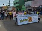 Caminhada celebra 'Dia Internacional da Síndrome de Down' no AC