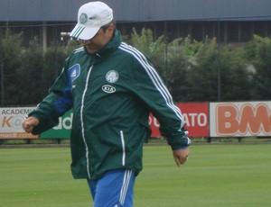 Gilson Kleina, técnico do Palmeiras (Foto: Rodrigo Faber/Globoesporte.com)
