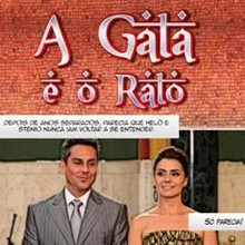Relembre a histria de amor entre de Hel e Stenio  (Salve Jorge/TV Globo)
