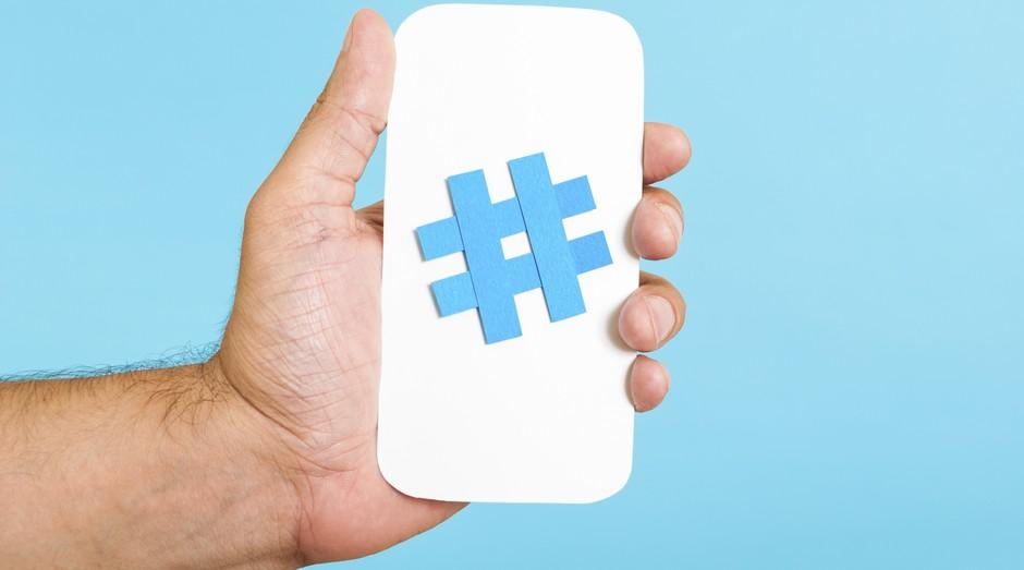 Hashtags em excesso pode prejudicar sua mensagem no Facebook (Foto: Thinkstock)