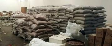 Carga roubada de açúcar é achada em fábrica de doce (Divulgação/Prefeitura de Iracemápolis)