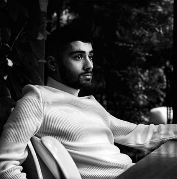 Zayn Malik (Foto: Instagram)