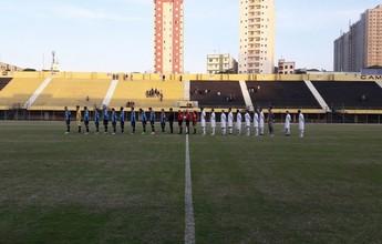 Sub-20 do Grêmio bate o Santos e garante vaga na 2ª fase do Brasileiro