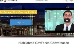 'Facebook político' conecta candidatos a eleitores na Europa