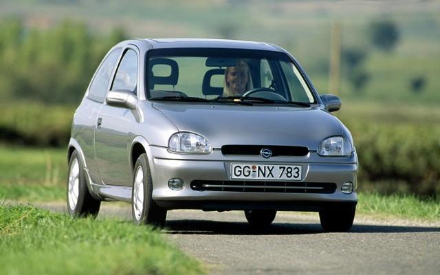 Opel-Corsa-B  (Foto: Reprodução)