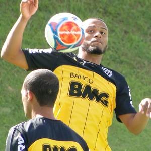 Patric, atlético-mg (Foto: Fernando Martins Y Miguel)