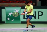 Ap�s derrota na Davis, Bellucci estreia no ATP de Shenzhen nesta ter�a